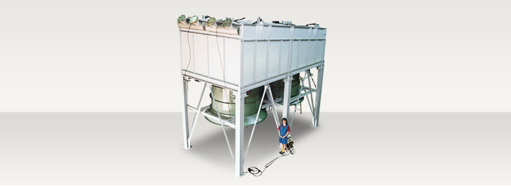 Axial Flow Heat Exchanger : Steam condenser chemicals industry related products